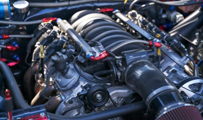 moteur à diesel